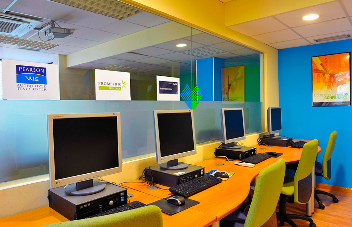 Imagen aula certificación Cas Training